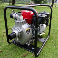 Famous Honda Engine 2 Inch 50mm Floating Fire Gasoline /Petrol Water Pump