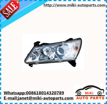 white headlight for geely emgrand EC7 2010 2011 2012 2013 auto spare parts
