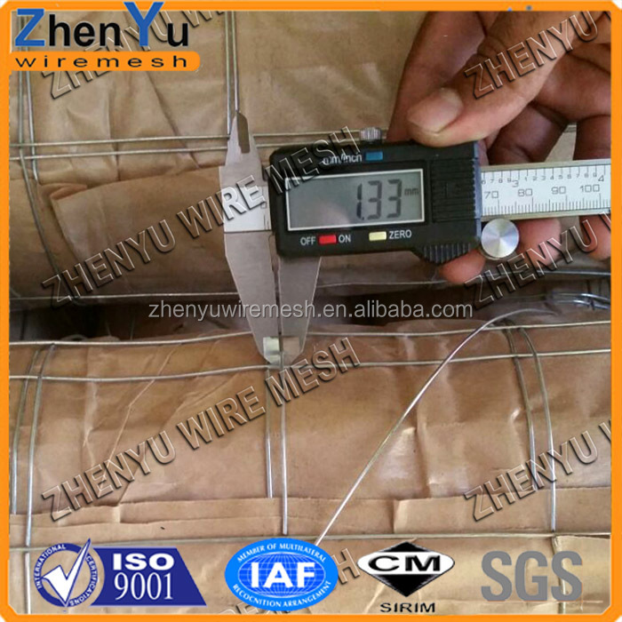 3315 type welded roof wire mesh GI welded wire mesh for building roof supporting