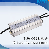 Popular Products 150W Waterproof IP67 Inventronics Led Driver with CE & RoHS passed,aluminum housing,5 years' warranty well