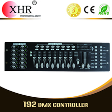 12 channel dmx 512 controller dj disco stage dmx lighting control console 192