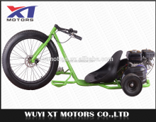 Hot selling adults use three wheel motorized Drift Trike 196cc for sale