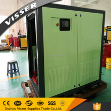 Best service small water lubrication oilfree screw air compressor