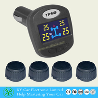 car accessory car Wireless diy tpms external tpms XY-TPMS403E