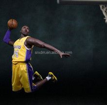 hot custom NBA player kobe bryant action figure/customized basketball player action figure/custom NBA star action figure factory
