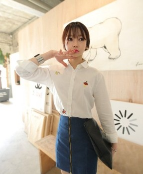 HOT Selling 2014 new Fashion Slim fit Short women Denim Skirt Sexy Stretch Mini Skirt Lady