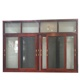 Chinese supplier huge aluminum window glass window with mosquito net ,price of aluminium sliding window