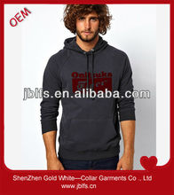 high quality pullover mens hoody
