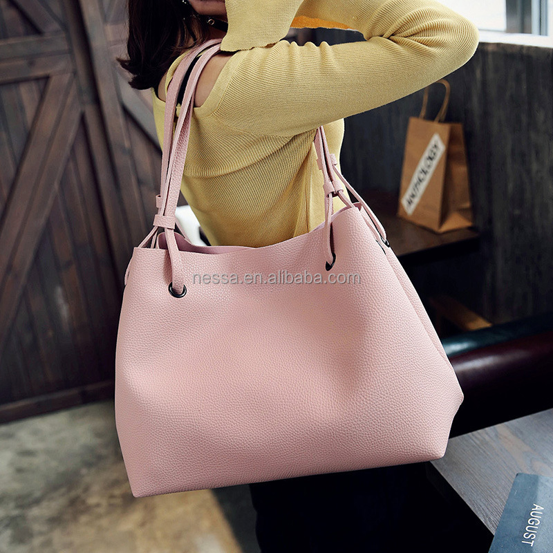 Fashion Cheap Products women PU leather handbag women messenger bags Wholesales XBNS-009