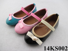 Children flat ballerina shoes