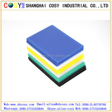 Free samples pp hollow sheet fluted polypropylene plastic core flute board with high quality