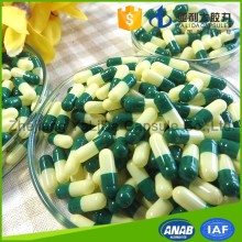Empty softgel capsule pills for bovine supplies