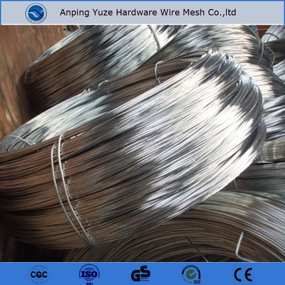 galvanized reinforcement steel binding wire & Q195 steel binding wire