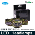 Camping kits best headlamp 1 led for camping rain proof lightweight headlamp with 4 mode