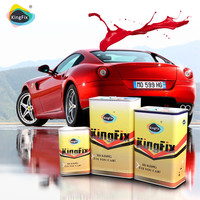Medium solid 2k auto clear coat paint for car