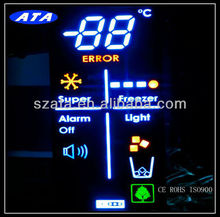 New design specialized led freezer display