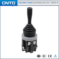 CNTD Bulk Items Seal Round Spring Return Monolever Joystick Switch Cross Button Switch