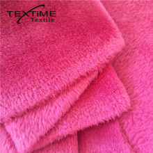 Reliable Quality Textile Long Pile Plush Micro Velvet 5000 Korea Price Of Toy Fabric