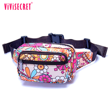 Hot sale high quality customized travel fanny pack running outdoor waterproof waist bag