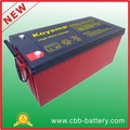 High grade wholesale 12V 255Ah High Rate Lead Acid Battery