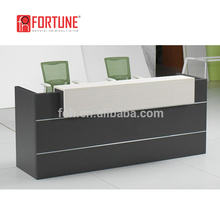 Contemporary Office Reception Counter/Front Counter Design (FOHXT-8247)
