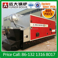 wood/ rice husk/ pellet/ coal multi fuel boiler