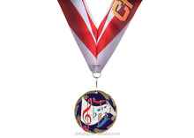 All events finest quality marathon medal