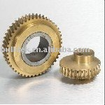 Ball worm gear