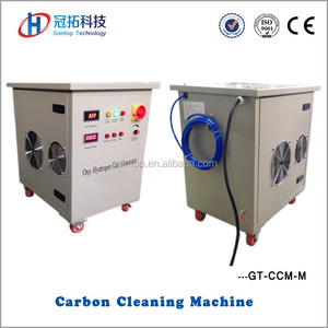China supplier oxy hydrogen generator car wash service station equipment