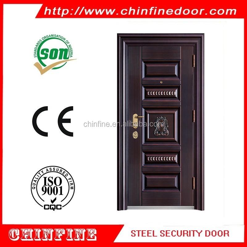 Steel Doors Product : China stainless steel door security