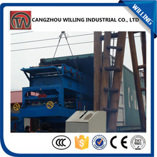 Corrugated roll forming machinePrice corrugated roof and floor board making machine for sale