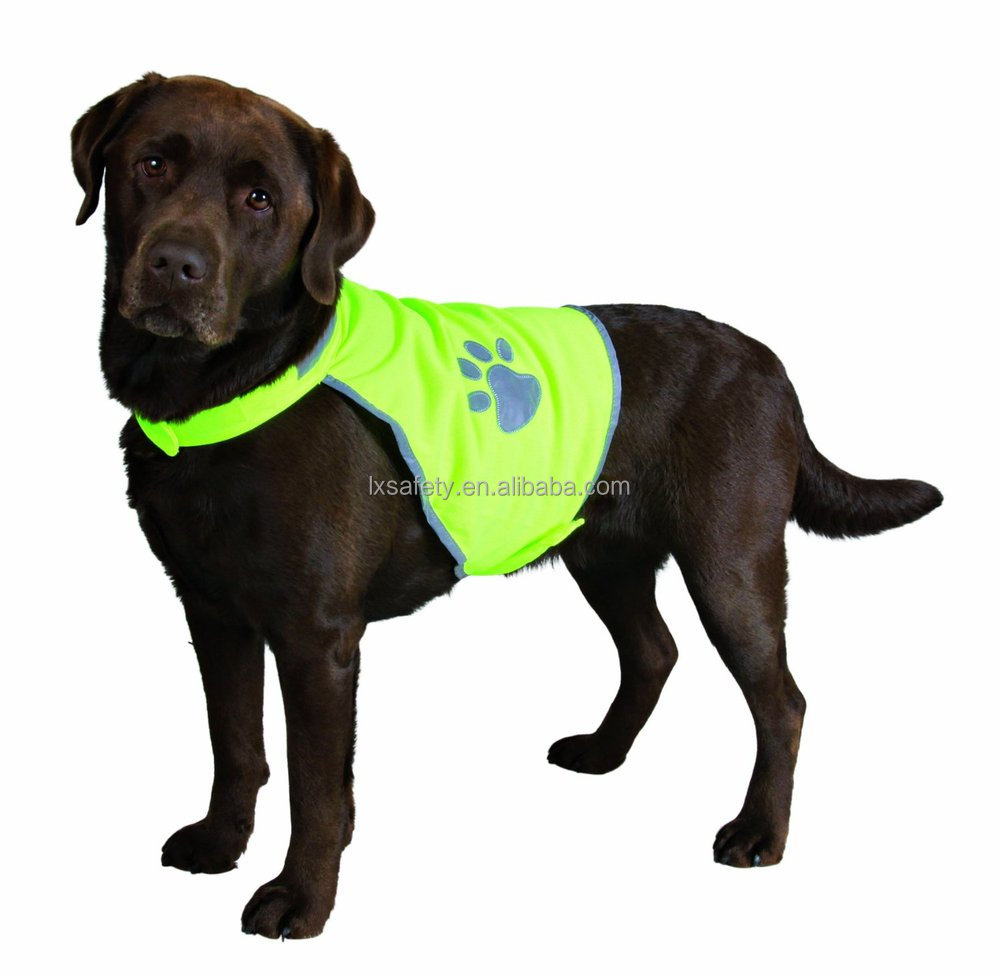 Pet Dog Safety Vest Security Warning Vest