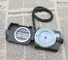 Military Geology Pocket Prismatic Compass