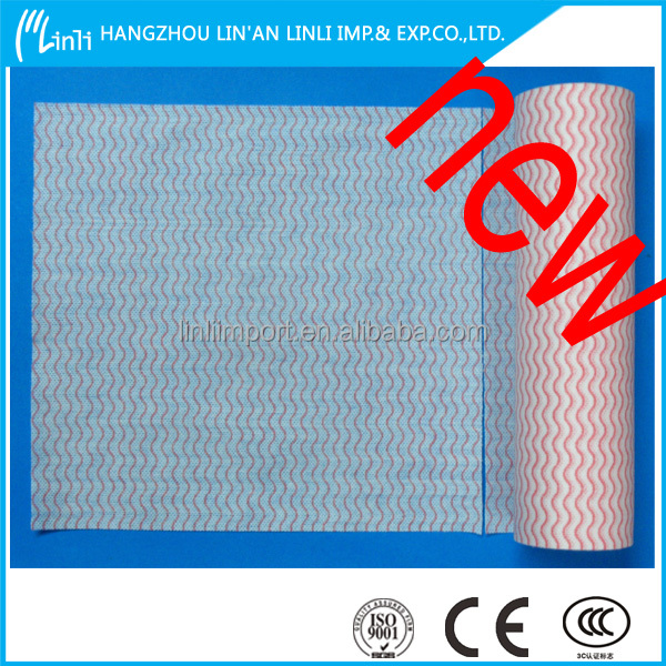 supply raw matericals of nonwoven garment bags