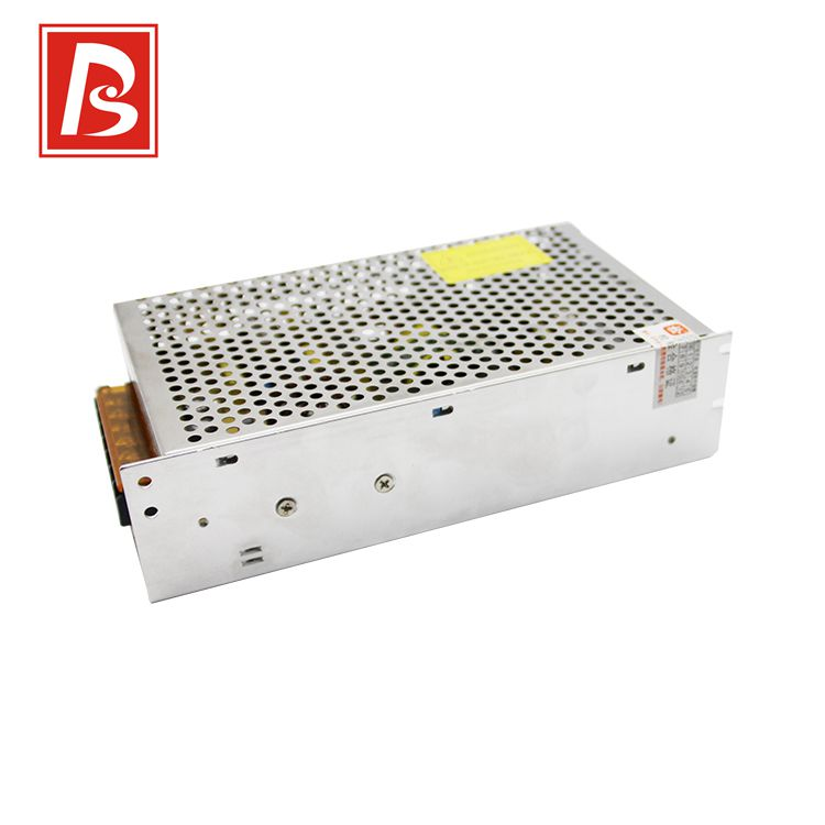 Factory Price 125W 110V Ac To 5V 12V 24V Dc Switching Power Supply With CE Certification