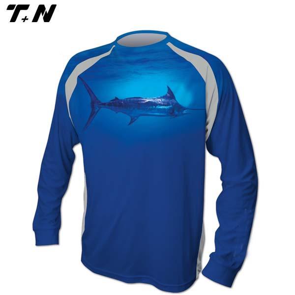 Polyester long sleeve quick dry fishing shirts fishing for Dri fit fishing shirts