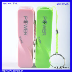 Domars Brand Hot Sale Charger Mini 18650 Power Bank Backup Battery For Mobile Phone