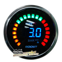 52mm digital 3 bar turbo boost gauge
