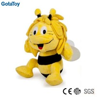 Gotatoy custom plush bumble bee plush stuffed toys