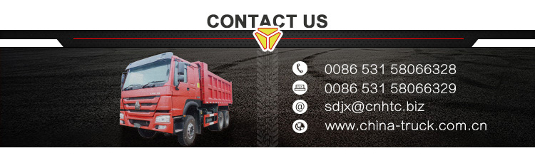 Latest China Made sinotruk howo new cargo semi trailer price