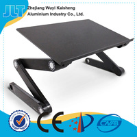 Cheap hot sale height adjustable laptop lap desk reading stand