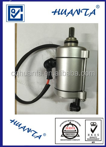china motorcycle spare parts Starting Motor Assy CG125 / CG150 / ZONGSHEN / HAOJIN / UNIVERSAL