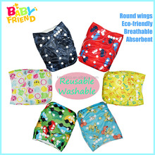 New Design One Size Fit All Adjustable Diaper Baby Cloth Diapers