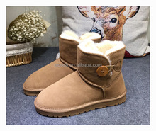 In Stock Women's Safety Snow Boots