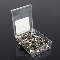 INTERWELL LP04 Custom Flat Head Stainless Steel Thumb Tacks