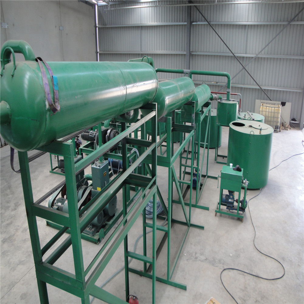 China ZSA-3 <strong>Waste</strong> Lube Oil Filtration System for Making SN Base Oil From <strong>Waste</strong> Engine Oil