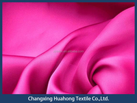 280CM weave satin fabric 100% polyester with P/D colors for high quality curtain fabric from china