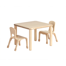 `Square Table and Two Chairs with High Quality