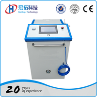 HHO carbon cleaning machine for car care