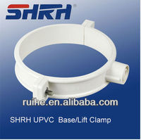 manufactory supply pvc pipe clip for water